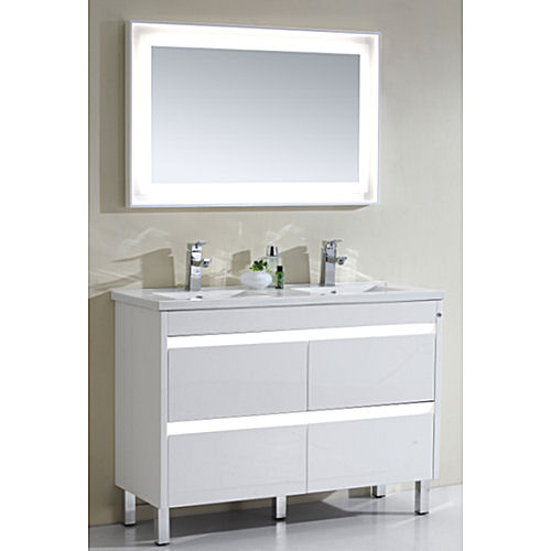 Bathroom Vanity And Cabinet Set Bgss082 1200 Wholesale Prices
